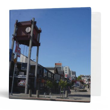everydaylifesf San Francisco Japantown Osaka Way Binder