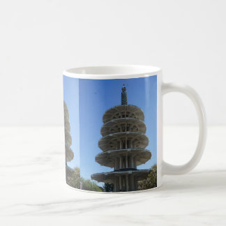 San Francisco Japantown Peace Pagoda Mug