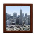 San Francisco Jewelry Box