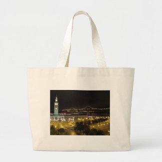 San Francisco Jumbo Tote Bag
