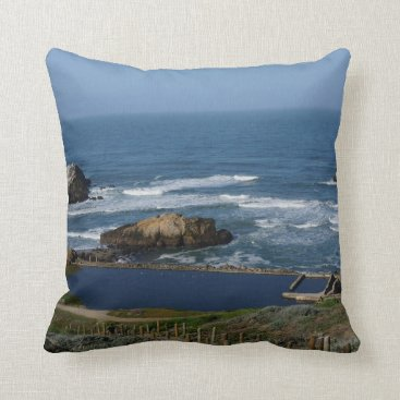everydaylifesf San Francisco Lands End Pillow