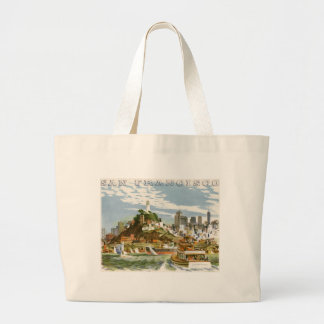 San Francisco Large Tote Bag
