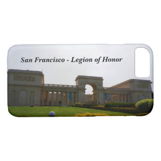 San Francisco Legion of Honor iPhone 8/7 Case
