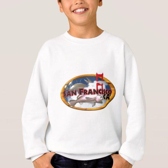 San Francisco logo Sweatshirt