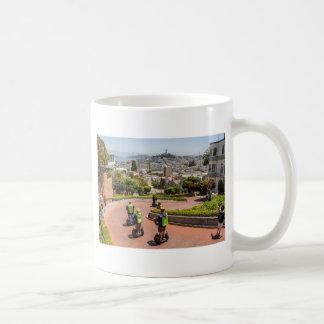 San Francisco Lombard St Coffee Mug