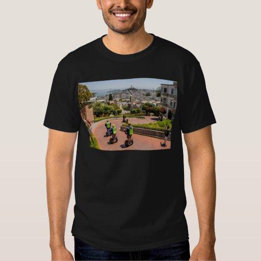 San Francisco Lombard St Tshirts