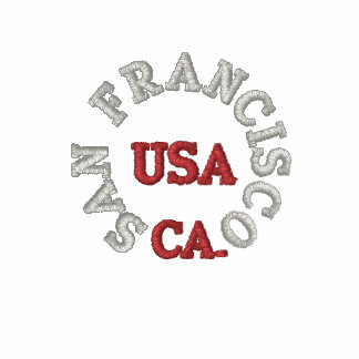 SAN FRANCISCO, los E.E.U.U., camiseta negra Sudadera Con Capucha