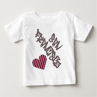 San Francisco Love Baby T-Shirt