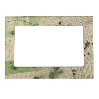 San Francisco Magnetic Picture Frame