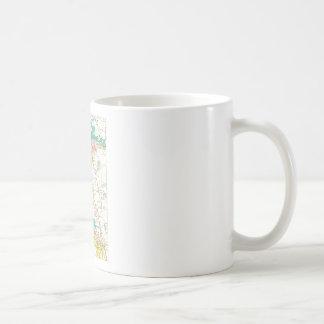 San Francisco Map Coffee Mug
