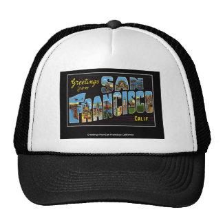 San Francisco Mesh Hat