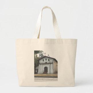 San Francisco Mission Dolores Large Tote Bag