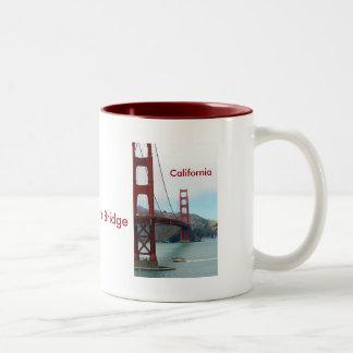 San Francisco Two-Tone Coffee Mug