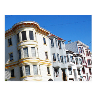 San Francisco Neighborhood Postcard