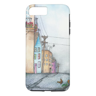 San Francisco Neighborhood Watercolor iPhone 8 Plus/7 Plus Case