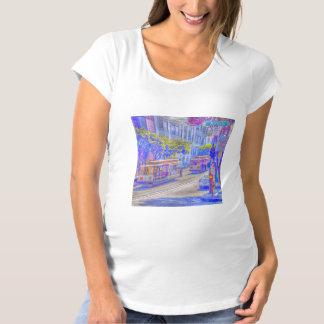 San Francisco neon T-shirt