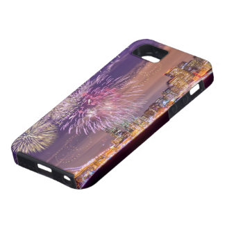San Francisco New Year Fireworks iPhone 5 Cases