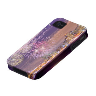 San Francisco New Year Fireworks Case-Mate iPhone 4 Cases