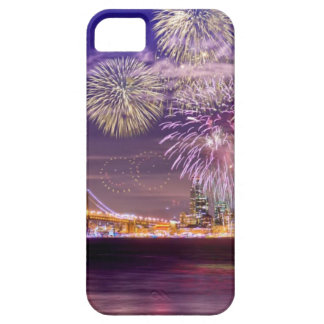 San Francisco New Year Fireworks iPhone 5 Cover
