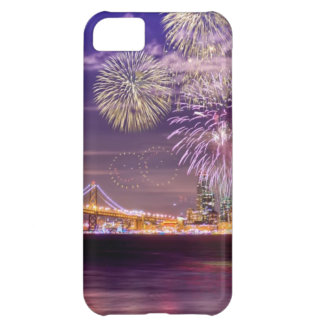 San Francisco New Year Fireworks Case For iPhone 5C
