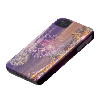 San Francisco New Year Fireworks iPhone 4 Case