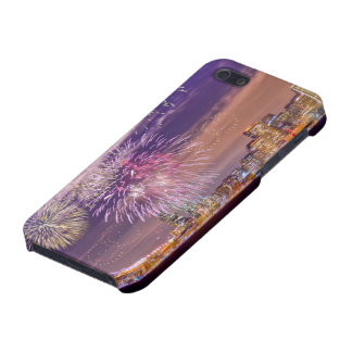 San Francisco New Year Fireworks iPhone 5/5S Case
