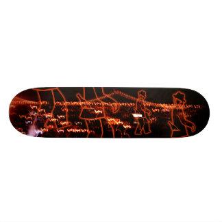 San Francisco Night Skateboard