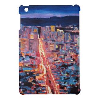 San Francisco - noche de la calle de mercado del