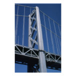San Francisco Oakland Bay Bridge – Photo Art Posters