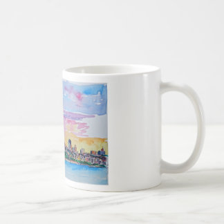 San Francisco of the dawn sunset Coffee Mug