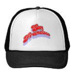 San Francisco openswoop cap Trucker Hat