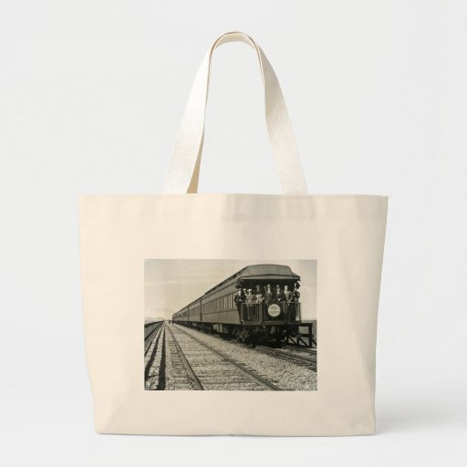 San Francisco Overland Limited Southern Pacific RR Bag