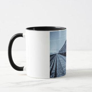 San Francisco Overland Limited Southern Pacific RR Mug