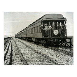 San Francisco Overland Limited Southern Pacific RR Postcard
