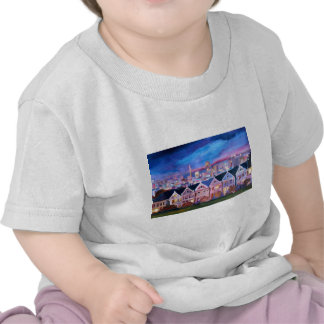 San Francisco  Painted ladies T-shirt
