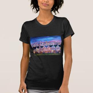 San Francisco  Painted ladies T Shirts