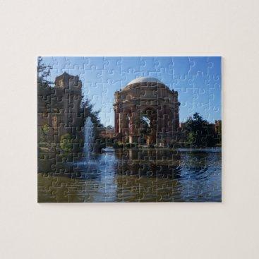 Beach Themed San Francisco Palace of Fine Arts#3 Jigsaw Puzzle