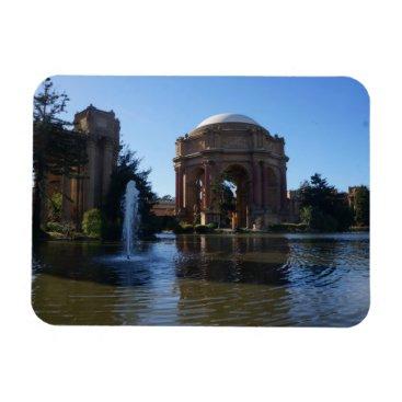 Beach Themed San Francisco Palace of Fine Arts #3 Magnet