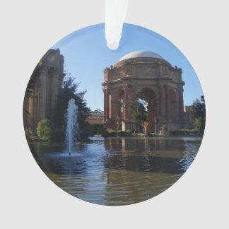 San Francisco Palace of Fine Arts #3 Ornament