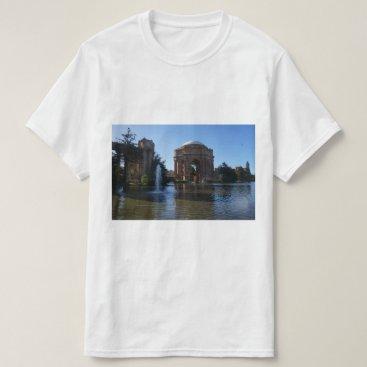 Beach Themed San Francisco Palace of Fine Arts #3 T-shirt