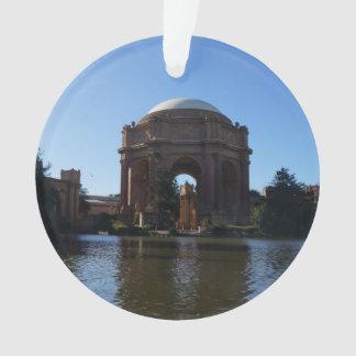 San Francisco Palace of Fine Arts #4 Ornament