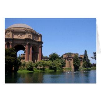 San Francisco Palace of Fine Arts Greeting Cards
