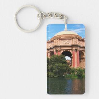 San Francisco Palace of Fine Arts Keychain
