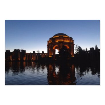 everydaylifesf San Francisco Palace of Fine Arts Photo Print