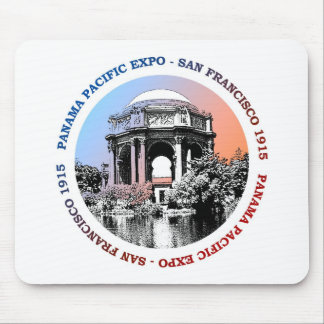 San Francisco Panama Pacific Expo Mouse Pad