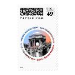 San Francisco Panama Pacific Expo Postage Stamp