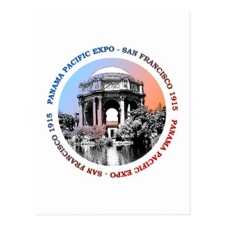 San Francisco Panama Pacific Expo Postcard