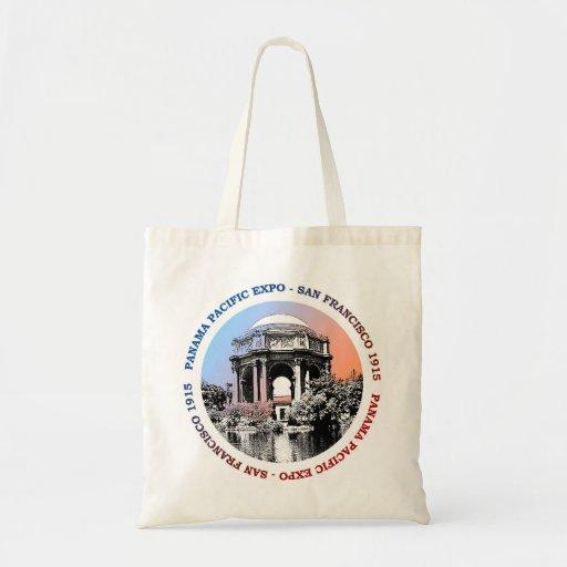San Francisco Panama Pacific Expo Tote Bag