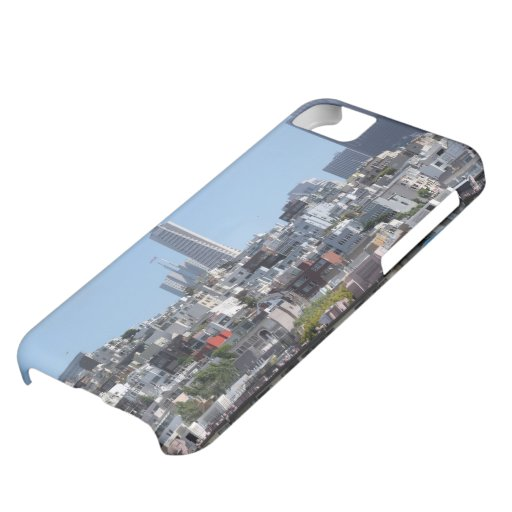 San Francisco Panorama Cover For iPhone 5C