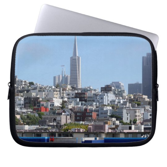 San Francisco Panorama Computer Sleeve